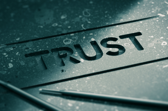 How to Trust God as You Go