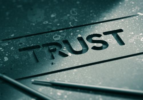 Trusting God As We Go