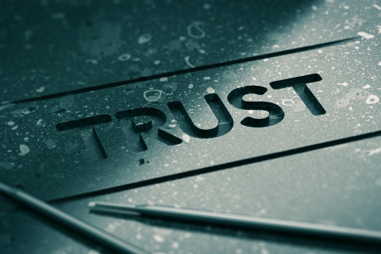 Trust God as you go.