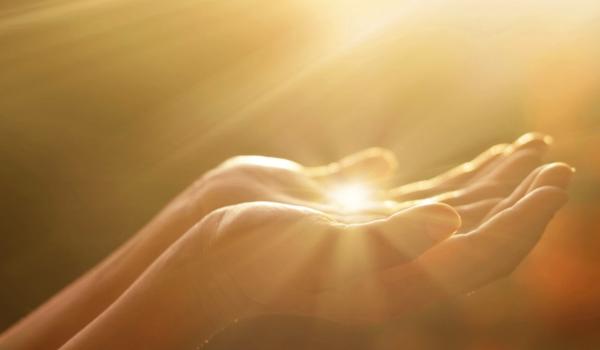 prayer with an attitude
